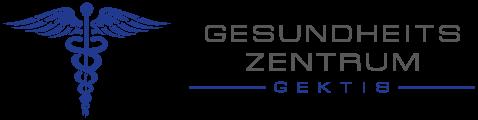 Gesundheitszentrum Gektis in Radevormwald Mobile Retina Logo
