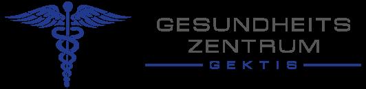 Gesundheitszentrum Gektis in Radevormwald Sticky Logo Retina